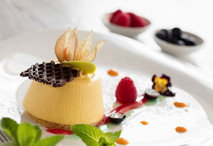 Dessert Canne Bianche