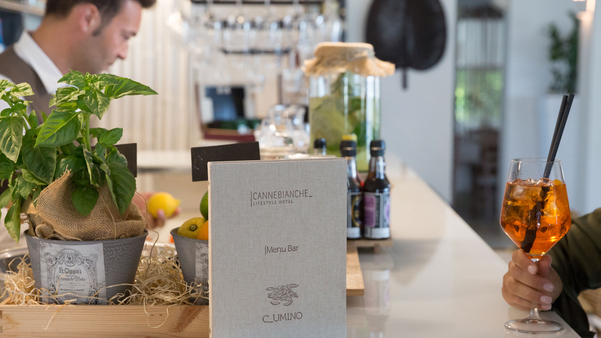 Canne Bianche five stars in Puglia food restaurant