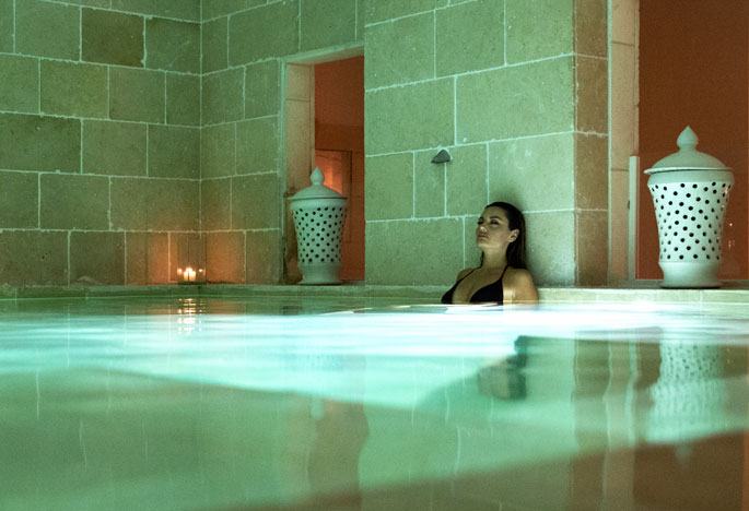 Canne Bianche SPA and Relax Five stars in Puglia