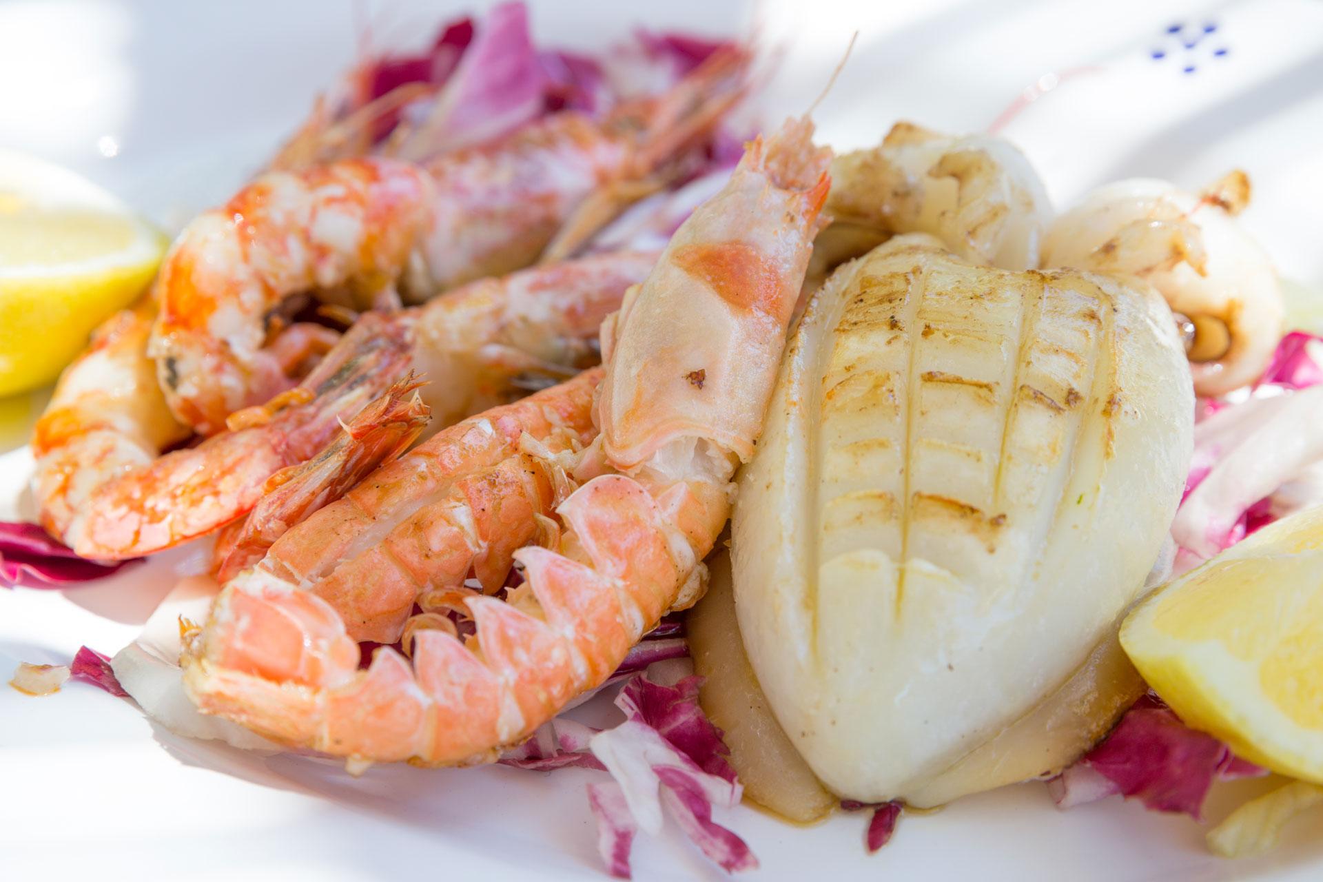 Canne Bianche five stars in Puglia food restaurant